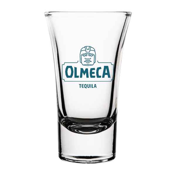 Olmeca Shot Glass (Freebie)