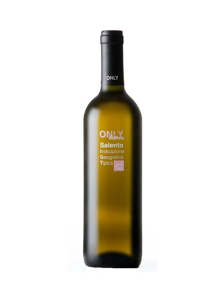 Only Bianco Salento IGP Dry White Wine 750ml