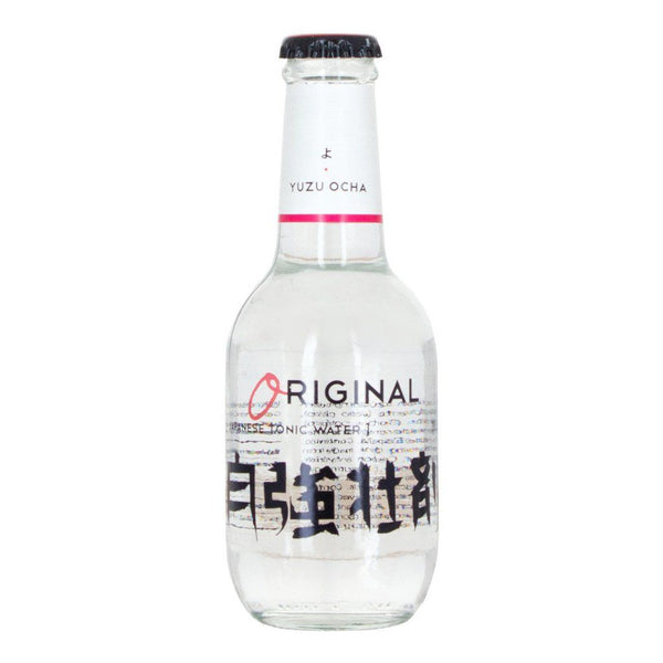 Original Tonic Water Yuzu Ocha Mixers 200ml
