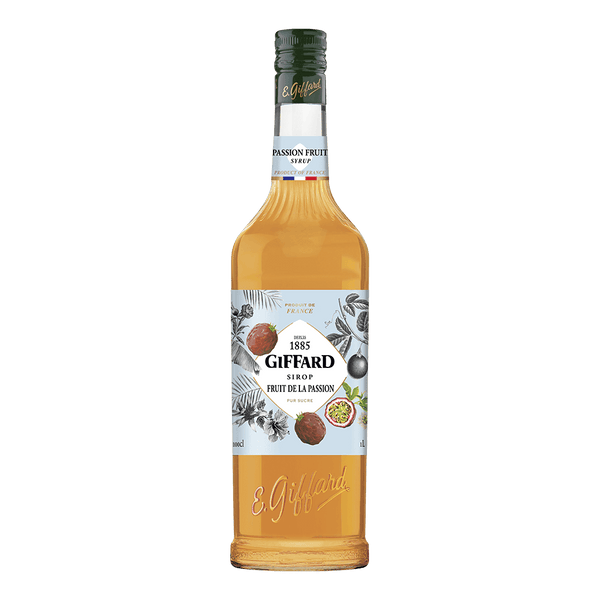 Giffard Syrups Passion Fruit 1L