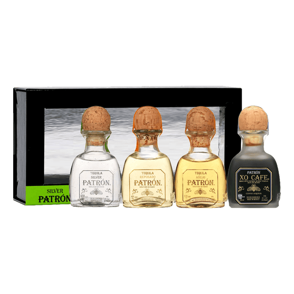 Patron Tequila Mini Variety Pack (Freebie)