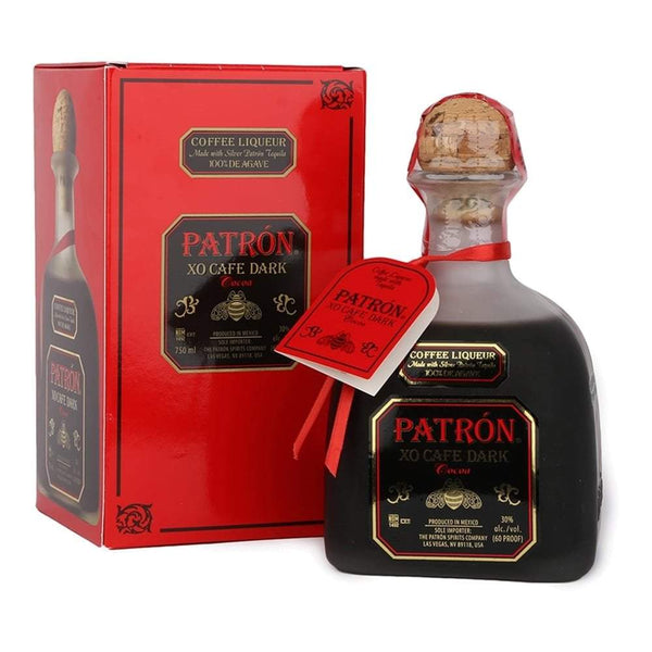 Patrón XO Dark Cocoa 750ml Flavored Mexican Tequila