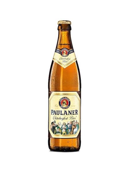 Paulaner Oktoberfest Bier 500ml German Beer