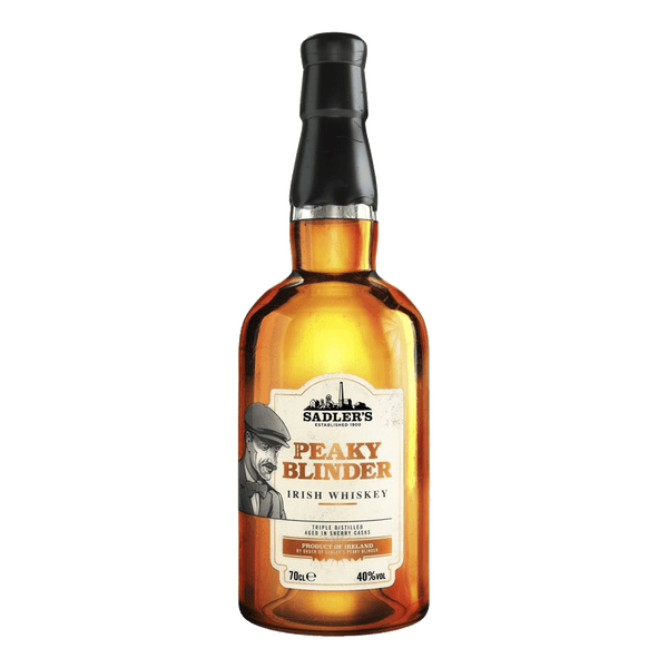 Peaky Blinders Irish Whisky 700ml - Boozy.ph