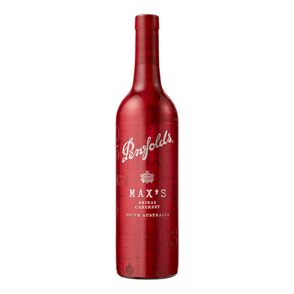 Penfolds Max's Shiraz Cabernet 750ml - Boozy.ph