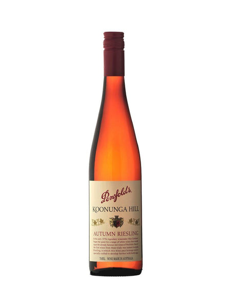 Penfolds Koonunga Hill Autumn Riesling 750ml - Boozy.ph