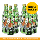 Perrier Sparkling Mineral Water Wild Edition 330ml (Buy 6, Take 6)