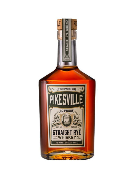 Pikesville Rye Whisky 750ml - Boozy.ph