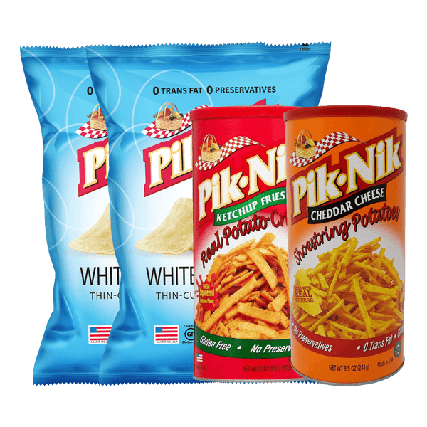 Pik-Nik Assorted Bundle 3