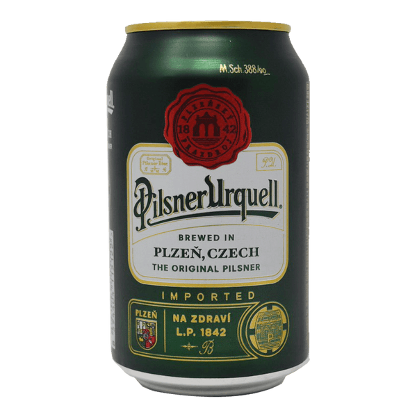 Pilsner Urquell Can 330ml