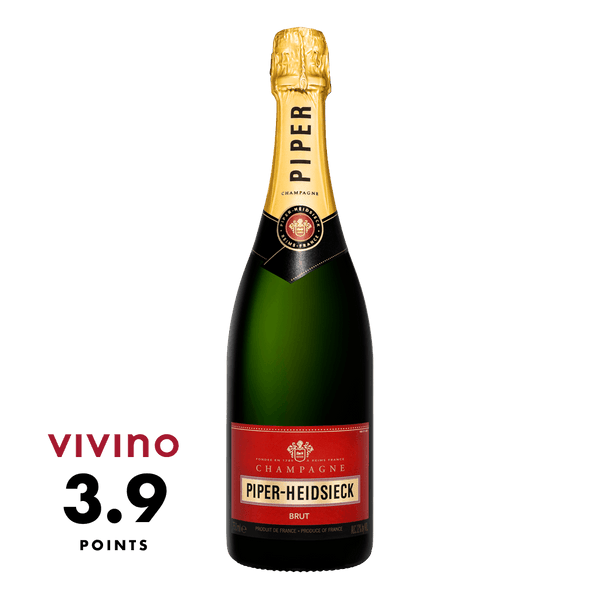 Piper Heidsieck Brut 750ml - Boozy.ph