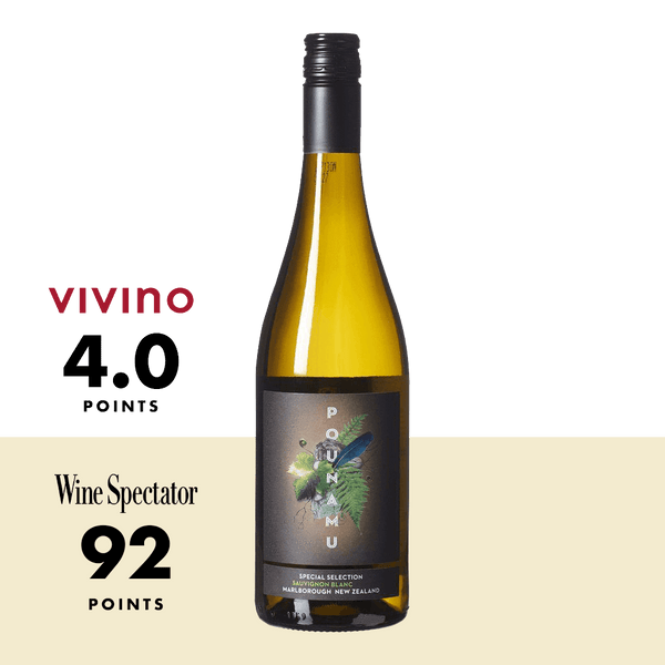 Pounamu Sauvignon Blanc 750ml - Boozy.ph