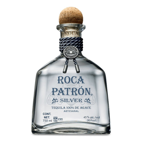Roca Patrón Silver 750ml - Boozy.ph