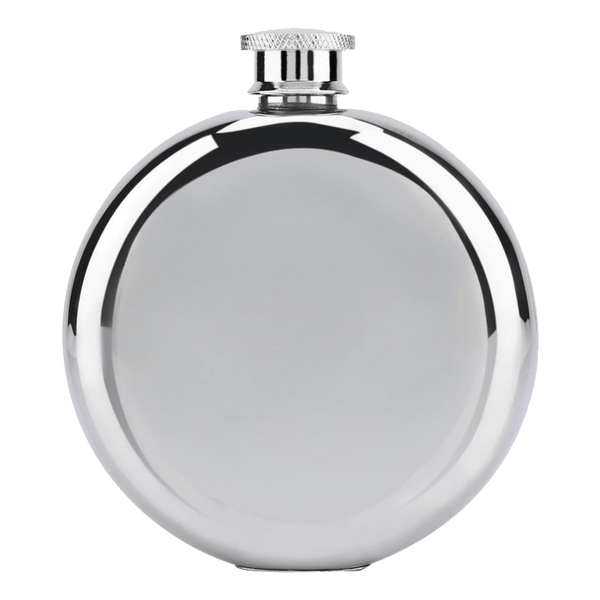 Whisky Round Flask - Boozy.ph