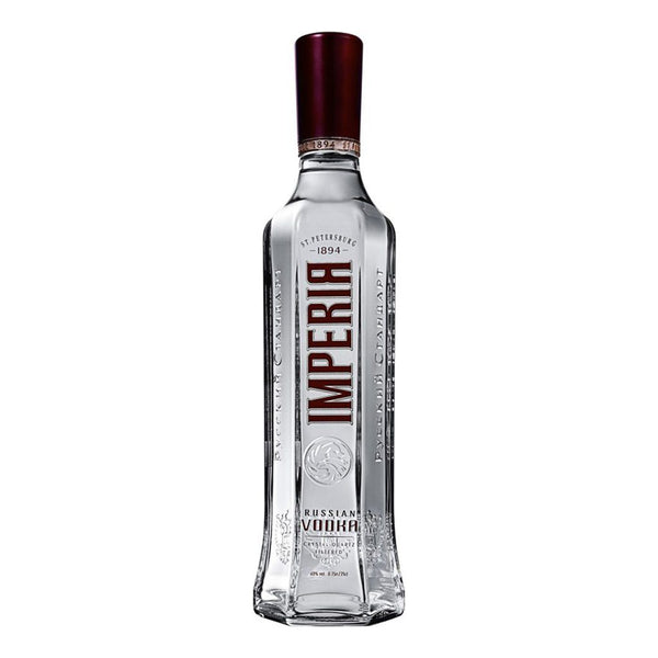 Russian Standard Imperia 750ml - Boozy.ph