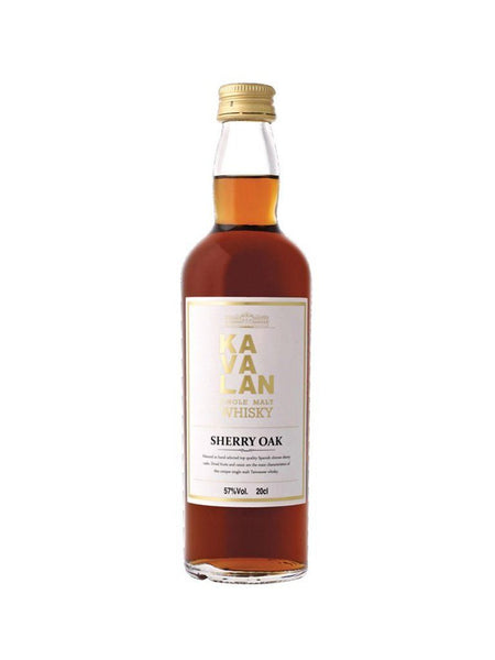 Kavalan Sherry Oak Mini 50ml Whisky