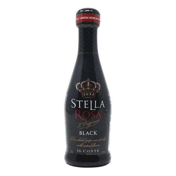 Stella Rosa Black Mini 187ml - Boozy.ph