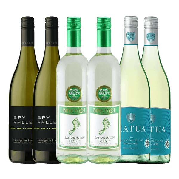 Sauvignon Blanc Bundle of 6