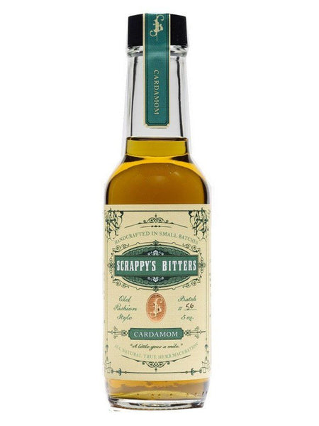 Scrappy's Cardamom Bitters 148ml Liqueur