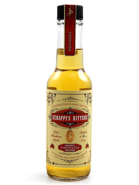 Scrappy's Firewater Tincture Bitters 148ml - Boozy.ph