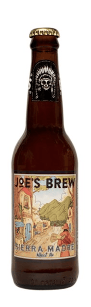 Joe's Brew Sierra Madre 330ml Beer