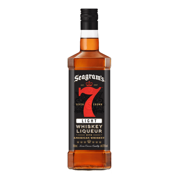 Seagram's 7 Whiskey 700ml