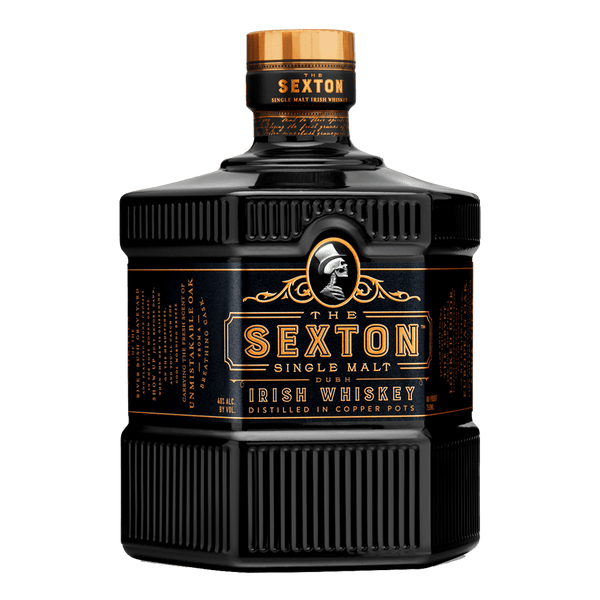 The Sexton Irish Single Malt Whiskey 700ml - Boozy.ph