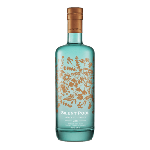 Silent Pool Gin 700ml - Boozy.ph