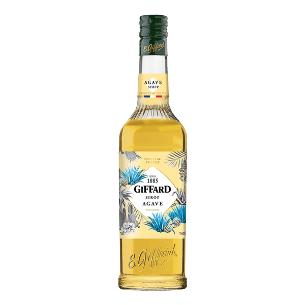 Giffard Syrups Agave 700ml - Boozy.ph