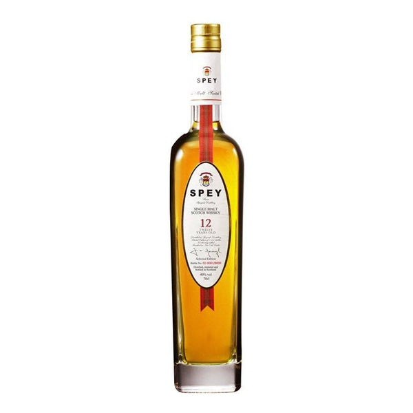 Spey 12yo 700ml Scotch Whisky Single Malt