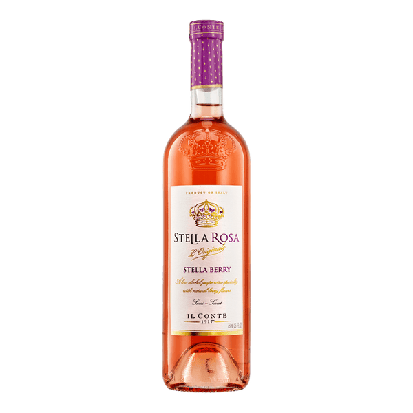 Stella Rosa Berry 750ml - Boozy.ph