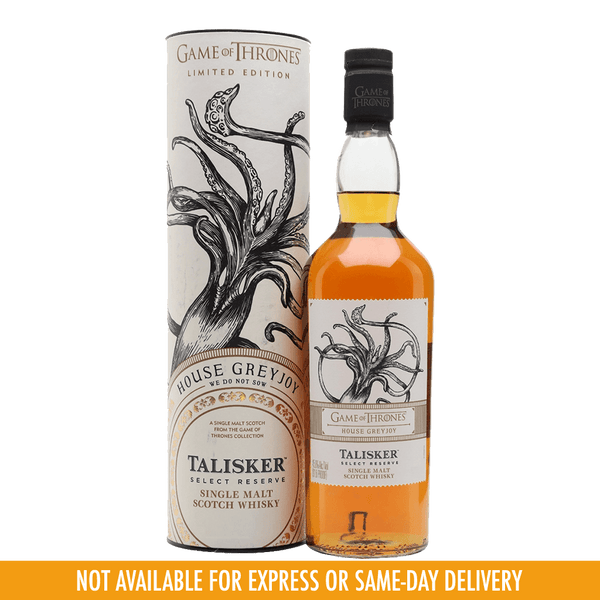 Game of Thrones - Talisker Select Reserve 750ml