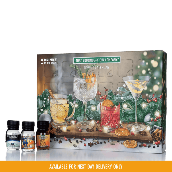 That Boutique-y Gin Company 24 Gin Advent Calendar (24x30ml)