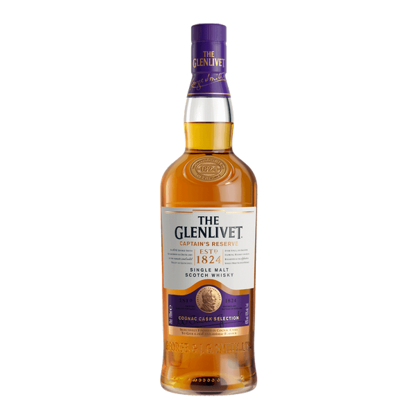 The Glenlivet Captain's Reserve 700ml