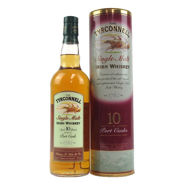 Tyrconnell 10yo Port Cask 700ml - Boozy.ph