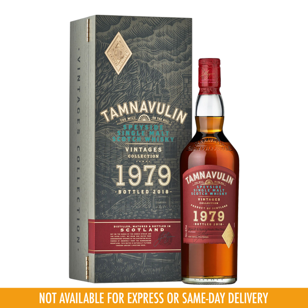 Tamnavulin Vintage 1979 700ml