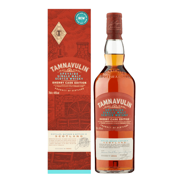 Tamnavulin Sherry Cask 700ml