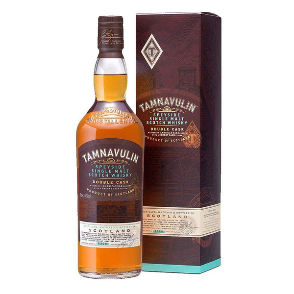 Tamnavulin Speyside Single Malt 700ml - Boozy.ph