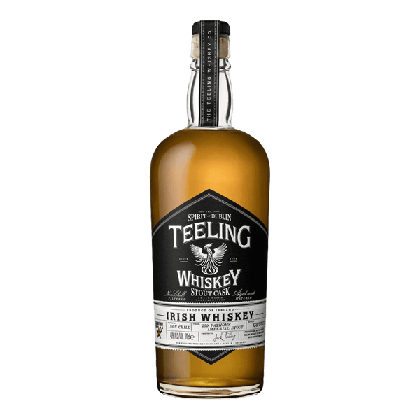 Teeling Stout Cask 700ml - Boozy.ph