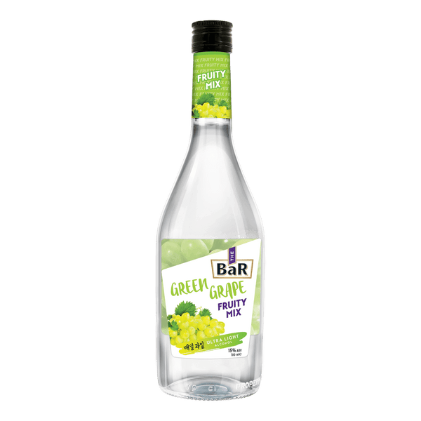 Fruity Mix Green Grape 700ml