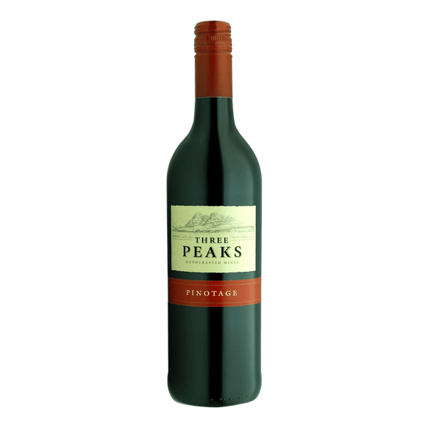 Three Peaks Pinotage 750ml
