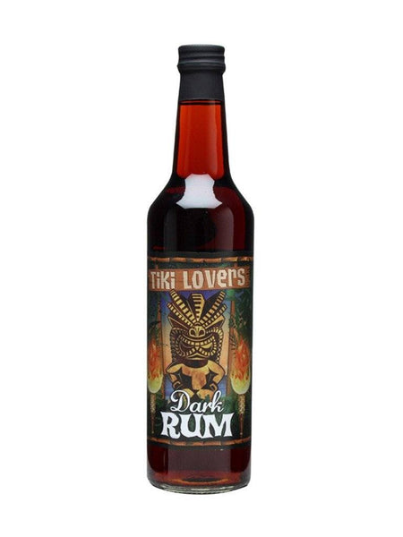 Tiki Lovers Dark Rum 700ml