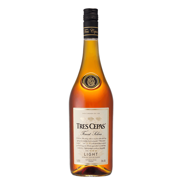 Tres Cepas Light 1L Brandy