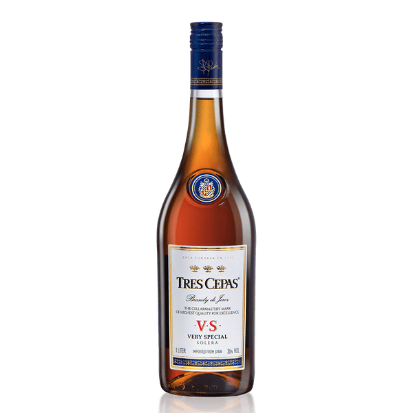 Tres Cepas VS 1L Brandy