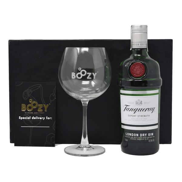 Tanqueray 700ml - Wedding Gift Set