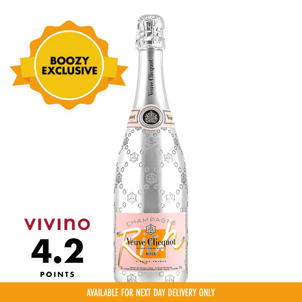 Veuve Clicquot Rich Rosé 750ml