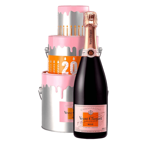 Veuve Clicquot Rosé 200th Anniversary 750ml