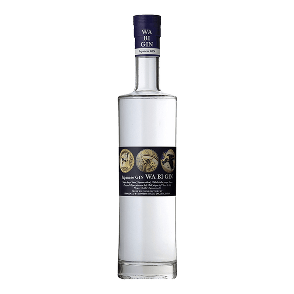 Wabi Gin 700ml - Boozy.ph