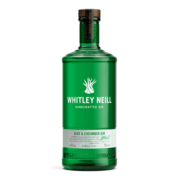 Whitley Neill Aloe and Cucumber Gin 700ml - Boozy.ph
