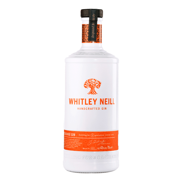 Whitley Neill Blood Orange Gin 700ml - Boozy.ph